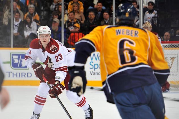 NHL Playoffs 2012: Analyzing Nashville Predators Matchup Against Phoenix Coyotes