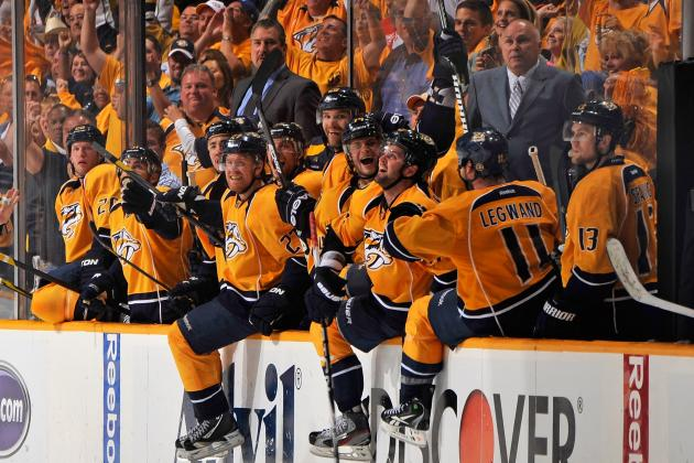 NHL Playoffs 2012: Nashville Predators Prove to Be Legitimate Cup Contenders