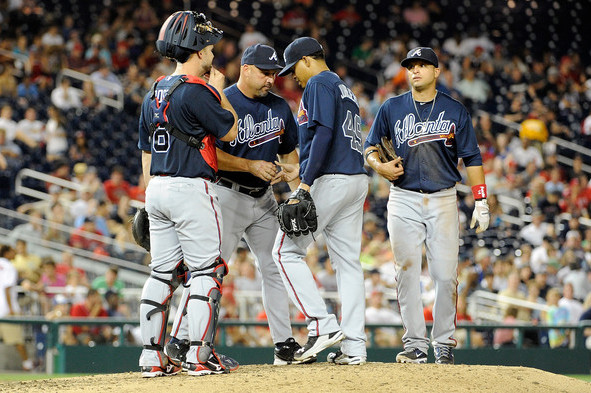 Atlanta Braves: Jurrjens Gets Demoted as Hudson Eyes Weekend Return