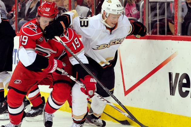 Canes Sign Jiri Tlusty to Two-Year Deal