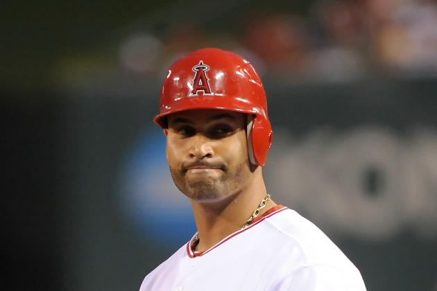 Albert Pujols' Early Struggles Detailed Through Sabermetrics