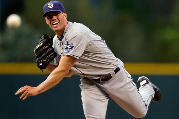 Fantasy Baseball 2012: Emergency Waiver-Wire Pitcher for April 24th