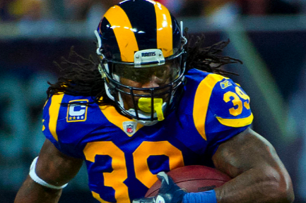 NFL Rumors: Rams Reportedly Looking to Trade Disgruntled RB Steven Jackson
