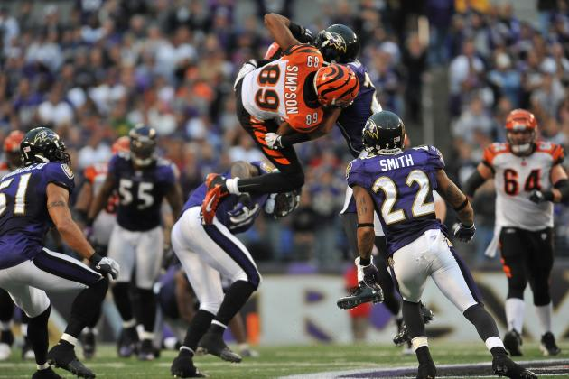 Minnesota Vikings Sign Former Bengals WR Jerome Simpson