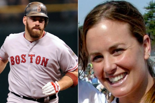 Kevin Youkilis and Julie Brady Get Married at Private Wedding Ceremony