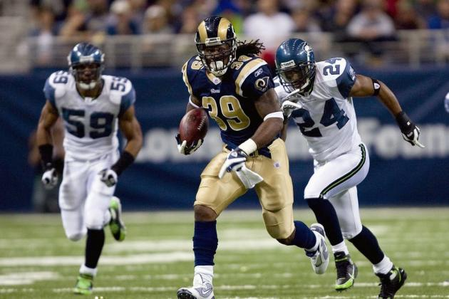 St Louis Rams: Tuesday's News and Notes at Noon (Shopping Steven Jackson?)