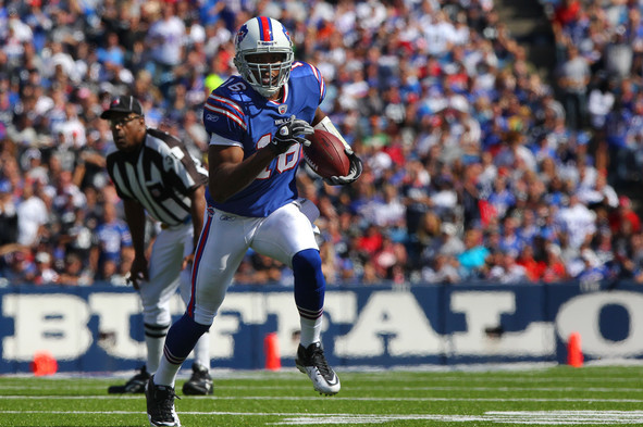 Buffalo Bills: Brad Smith Deserves a Bigger Role in Bills Offense