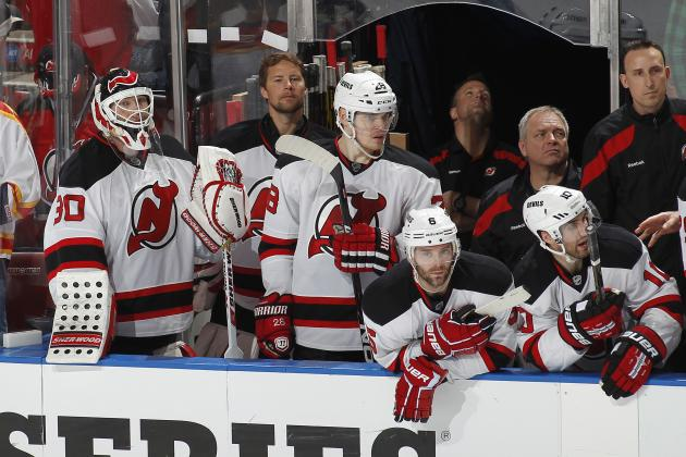 NHL Playoffs 2012: It's Do or Die for New Jersey Devils in Game 6 Tonight