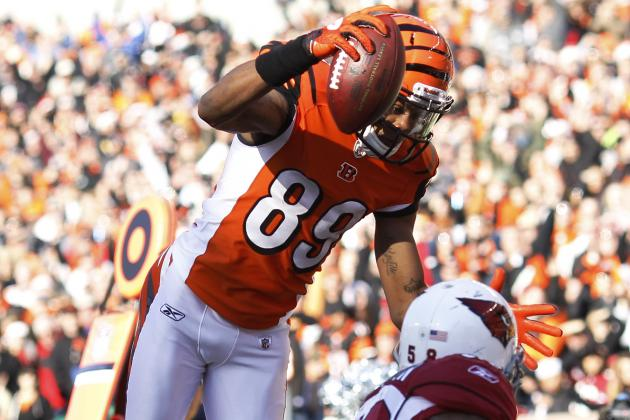 Minnesota Vikings Ink Former Bengals Wideout Jerome Simpson