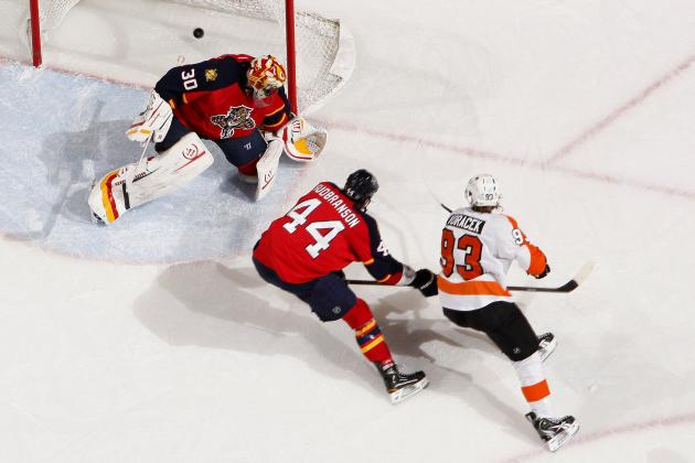 NHL Playoffs: Why Florida Panthers Are Flyers' Dream Matchup in Round 2