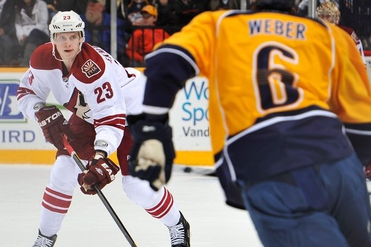 NHL Playoffs 2012: Analyzing Nashville Predators Matchup Against Phoenix Coyotes