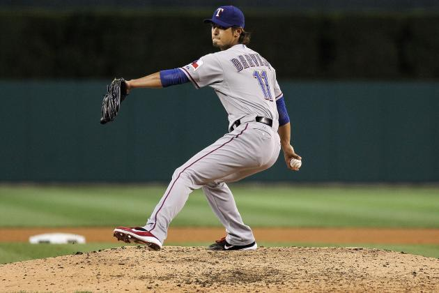 Yu Darvish Faces Hiroki Kuroda in Tonight's All-Japan Yankees/Rangers Matchup
