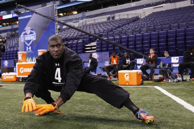 2012 NFL Mock Draft: Justin Blackmon and Stars Who Will Struggle with Transition