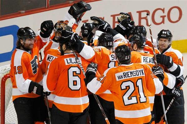 Philadelphia Flyers Win Series with Emotional Game 6