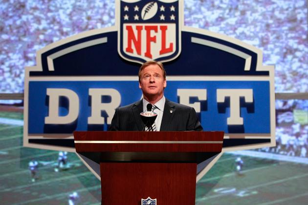 2012 NFL Mock Draft: Snyder's Mock 2.0 (No Trades)