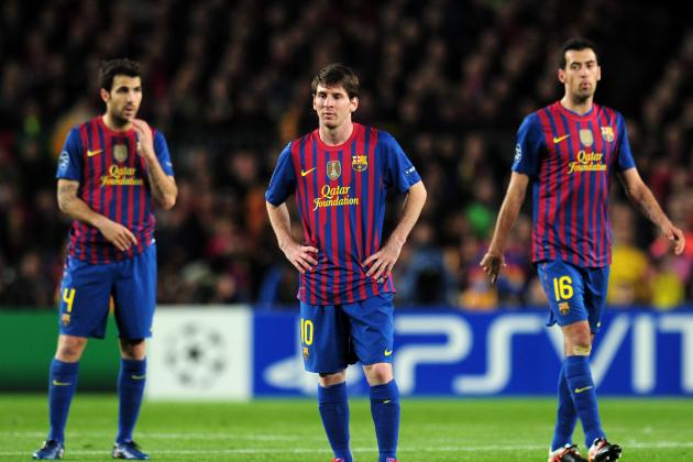 2011-12 UEFA Champions League: In Memory of FC Barcelona's Campaign
