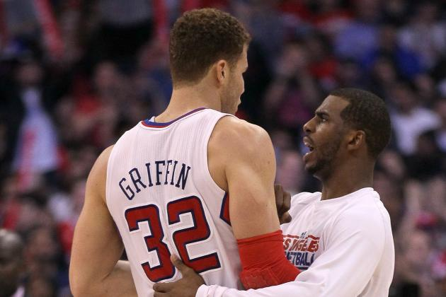 NBA Playoff Schedule 2012: High Seeds in Most Trouble