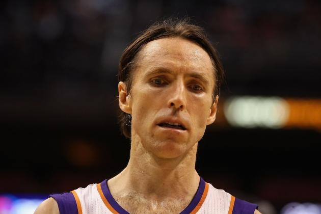 Suns vs. Jazz: Steve Nash Taking the Suns Down to the Wire Is Must-See TV