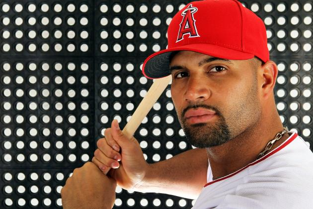 Why Albert Pujols Won't Bust out Until the Second Half