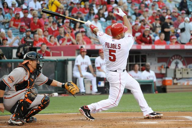 Albert Pujols: Why Angels Star  Will Never Provide Value Throughout His Contract