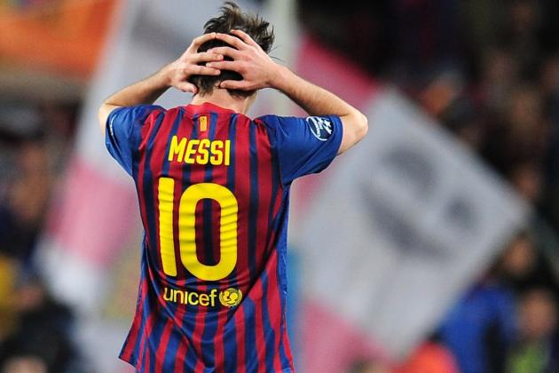 Barcelona: Champions League Failure Reveals over Dependence on Messi