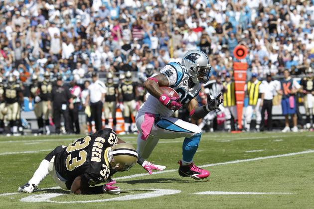 Panthers' Steve Smith: Saints Players Fined for Easing Up