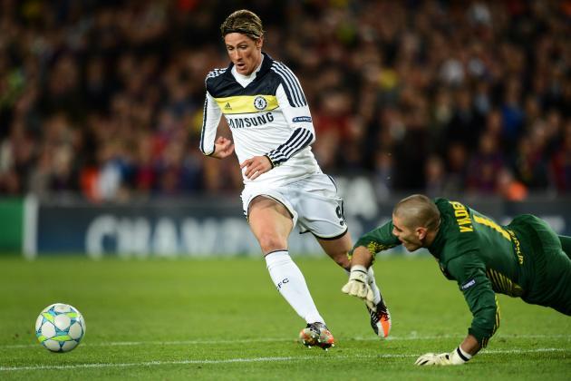 Chelsea vs. Barcelona: Sweet Revenge for Fernando Torres vs. Blaugrana