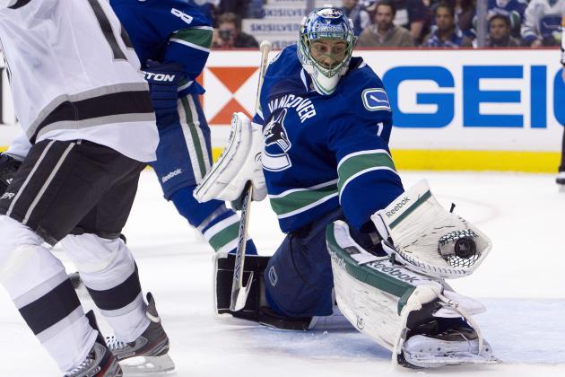 Tampa Bay Lightning: Where Roberto Luongo Can Change His Tires