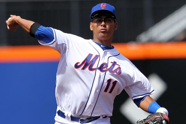 New York Mets: Is Ruben Tejada a Long-Term Solution at Shortstop?