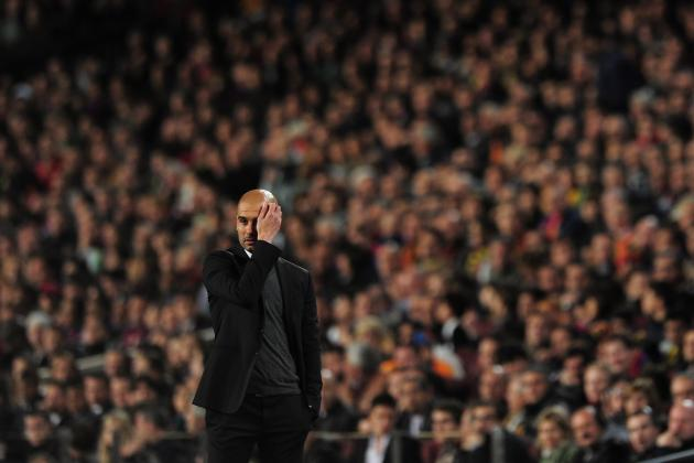 Chelsea vs. Barcelona: Why Pep Guardiola's Reign at Barcelona Should Be Over
