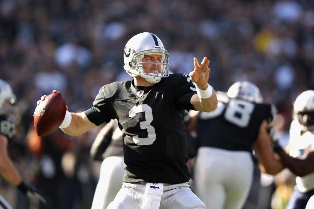 2012 NFL Draft: Oakland Raiders Draft Preview Version 2