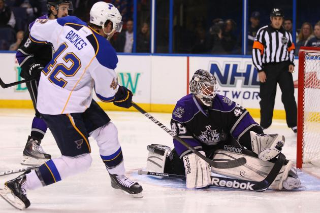 NHL Playoff Predictions 2012: LA Kings Will Cruise Past St. Louis Blues