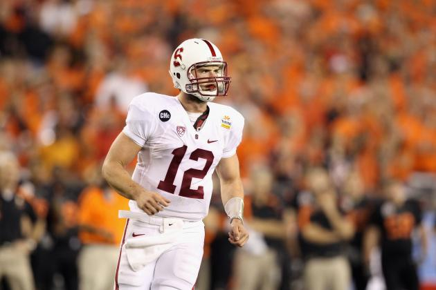 2012 NFL Mock Draft: Final Predictions for First 32 Picks