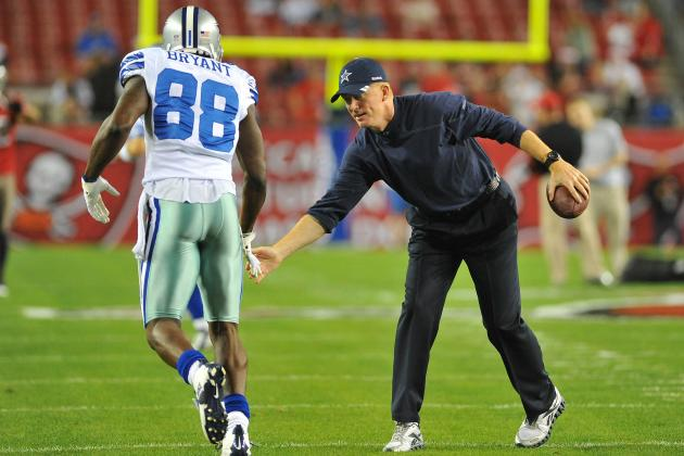 Dallas Cowboys 2012 Schedule: Downloadable, Printable