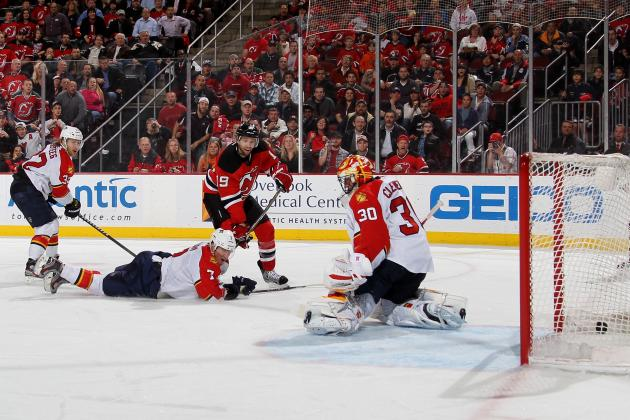 2012 Stanley Cup Playoffs: Devils Stay Alive with 3-2 OT Win in Game 6
