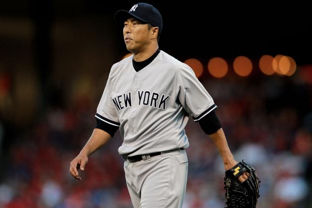 Yankees-Rangers: Hiroki Kuroda Shows Great Promise in Tough Loss Against Darvish