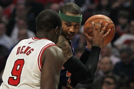 NBA Playoffs 2012: New York Knicks Can't Beat Chicago Bulls in Playoffs