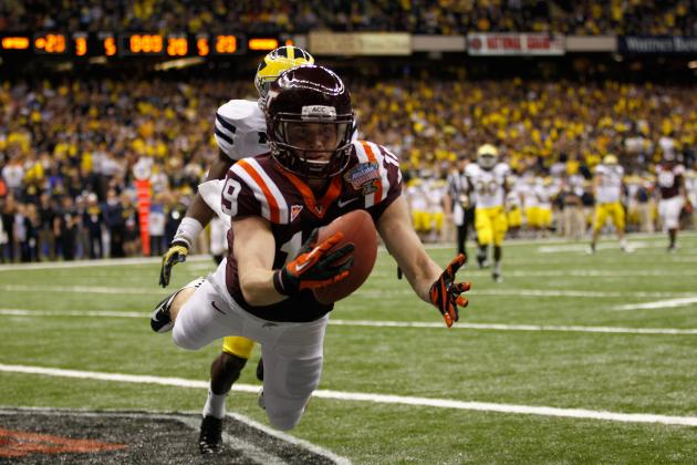 Danny Coale to Cowboys: Video Highlights, Scouting Report and Analysis