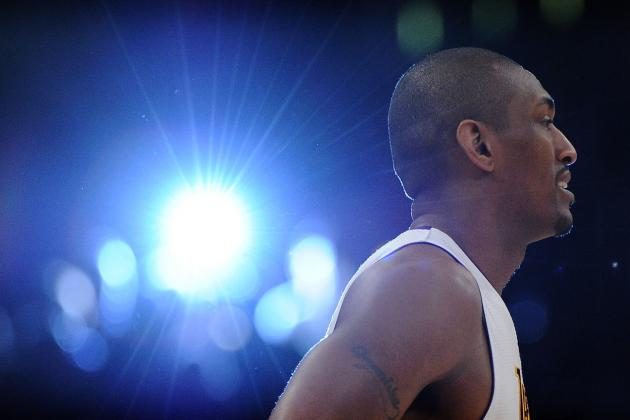 Metta World Peace: Bring World Peace to the New York Knicks
