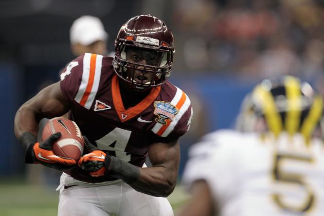 New England Patriots 2012 NFL Mock Draft: Final 7-Round Picks