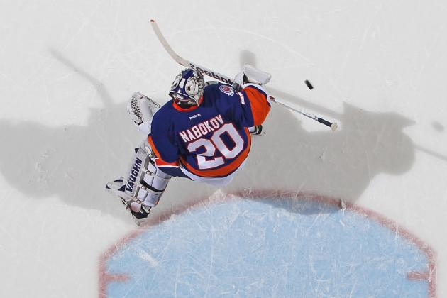 New York Islanders: The Curious Case of Evgeni Nabokov: From Refusal to Renewal