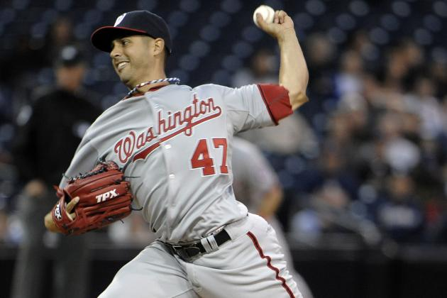 Washington Nationals Claim Best Record in NL, Gio Gonzalez Flawless Again