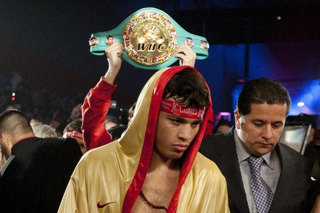 Martinez vs Chavez Jr: Jr Reportedly Signs to Fight, Possible Clash in September