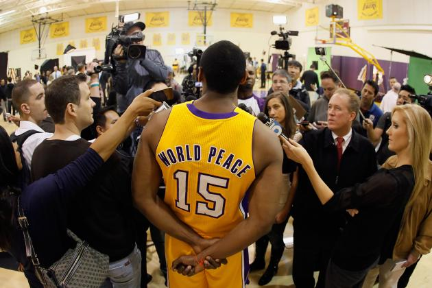 Metta World Peace Suspension: In Defense of His Stupidity, 7 Games Appropriate?