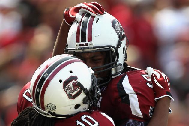 SEC Football Top 150 Players: No. 127, A.J. Cann, South Carolina OL