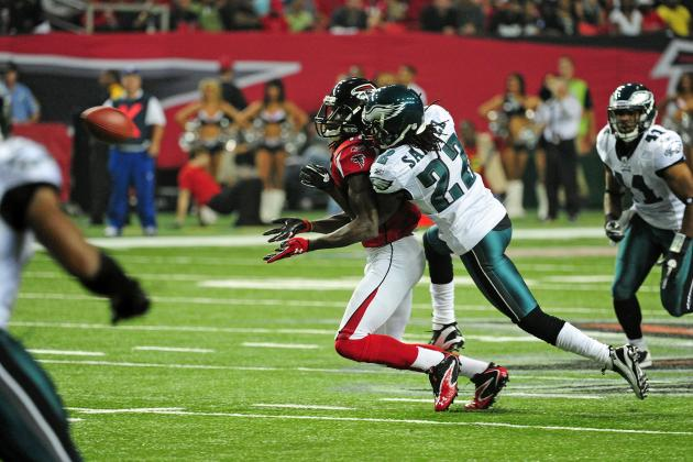 Asante Samuel to Falcons: Atlanta Close to Acquiring CB from Eagles
