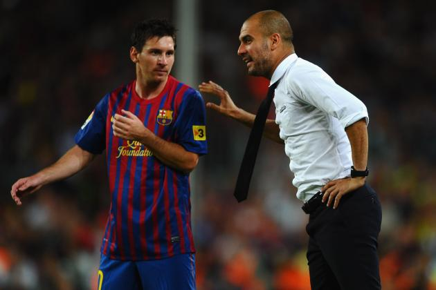 Barcelona vs. Chelsea: Pep Guardiola Wisely Backs Lionel Messi After PK Miss