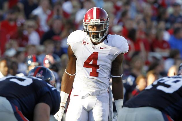 2012 NFL Mock Draft: Last-Minute Odds for Every 1st-Round Pick