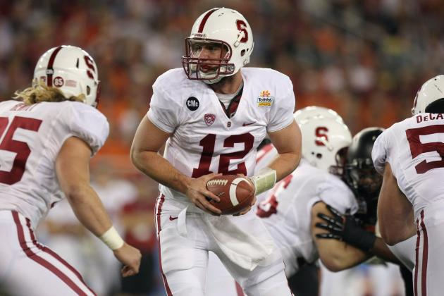 2012 NFL Mock Draft: Final Potential Selections for First-Round Teams