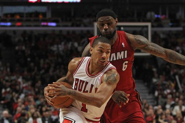 NBA Playoffs 2012 Predictions: Projecting the Postseason's Final 4 Teams